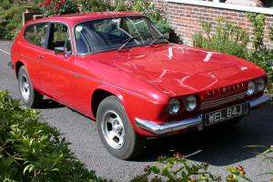 RELIANT SCIMITAR SE5 GTE 1971 - Excellent condition.