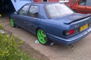 1988 FORD SIERRA RS COSWORTH BLUE