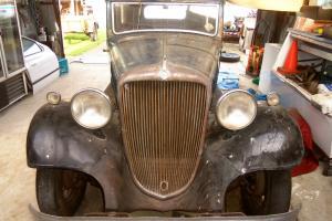 1932 Essex Terraplane 6 Extremly Rare