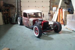 1937 DODGE D100 HOT ROD / RAT ROD