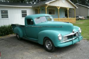 1946 Hudson Pickup Truck -Ratrod