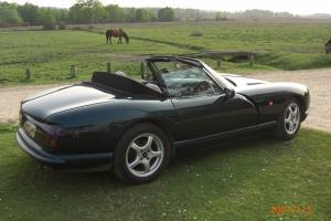 1998 TVR Chimaera 400