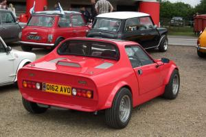 GTM COUPE - MINI BASED KIT CAR - 1430 MED ENGINE S/C GEARBOX