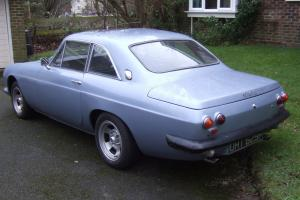 1968 RELIANT SCIMITAR BLUE