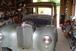 1951 LEA FRANCIS station wagon