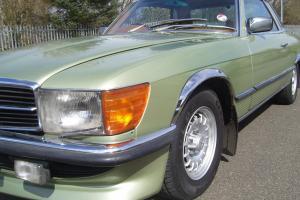 1979 Mercedes 450 SLC
