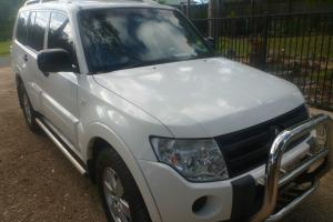 Mitsubishi Pajero GLX LWB 4x4 2006 4D Wagon 5 SP Manual 3 8L Multi  Photo
