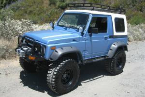 1987 Suzuki Samurai    PERFECT