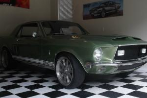 1968 Shelby GT350 Coupe Tribute GT500 GT500KR 67 Eleanor Export OK 65 66