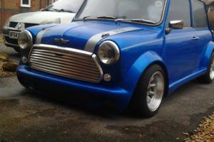Stunning Classic Austin Mini Huge Spec