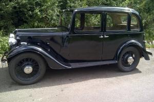 1936 Austin 10 Sherbourne