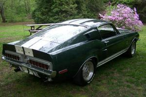 1968 Shelby GT 350 Fastback 302 CI, Automatic Photo