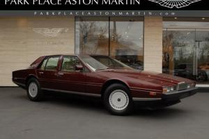 1986 Aston Martin Lagonda Photo