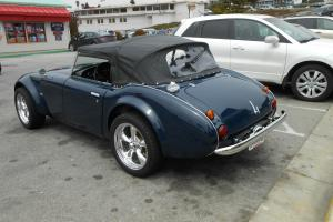 1963 AUSTIN HEALY REPLICA  LESS THAN A 1100  ORIGINAL MILES LIKE NEW