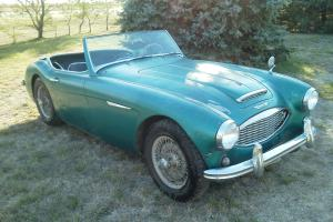 1958 Austin Healey 100/6 BN4