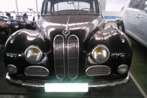 BMW 502 V8 3,2 litrs 1957  Photo