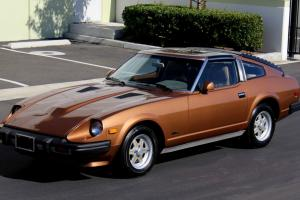 MINT COND-1981 Datsun 280 ZX-Lo Miles-Loaded-T-Tops-AutocheckCertifed-NO RESERVE