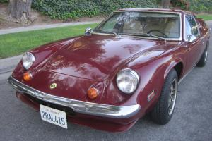 1974 Lotus Europa Special, Twin Cam ,Weber Head