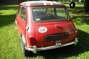 1962 Austin Mini - Cooper S, Barn Find MK1