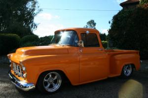 1956 Chevrolet Pick Up Truck 3100 Stepside V8 Hot Rod