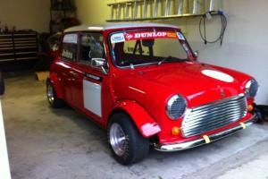 Mni Miglia Race Car