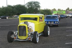 1931 Plymouth Hotrod Coupe Street Rod
