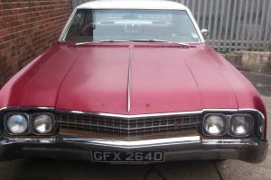 Cadillac 98 Holiday Hardtop coupe Red eBay Motors #281097392498