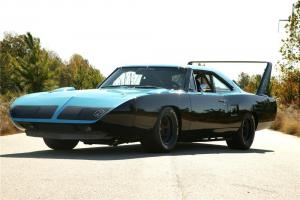 1970 PLYMOUTH SUPERBIRD CUSTOM TRIBUTE NASCAR APPROVED RACE CAR
