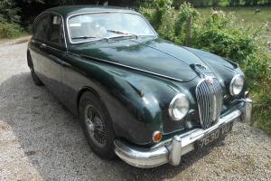1962 Jaguar mk2 3.8 mod,