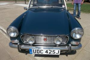 1970 MG Midget 1275cc tax exempt has undergone full restoration super car