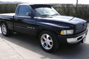1995 DODGE RAM SINGLE CAB TRUCK