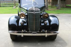 Antique Cars, Classic Cars, Collector Cars, 1936 Chrysler, 36 Chrysler Airstream Photo