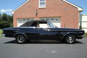 1962 Plymouth SPORT FURY Convertible  *HEMI*  WILL NEVER FIND ANOTHER LIKE THIS!