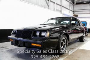 1987 Buick Grand National, ASTROROOF