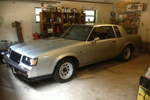 1987 Buick Regal Turbo Coupe (Y56/WO2)
