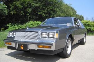 PRISTINE ONE OWNER 42,000 MILE TURBO-T - NEVER MODIFIED - FASTER THAN G-NATIONAL
