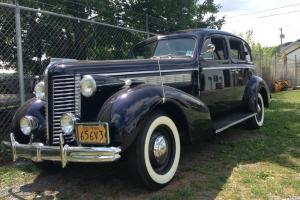 1938 Buick Special Sedan (Original Interior) 39,000 Miles
