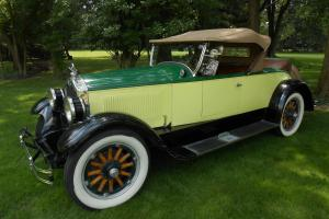 1927 Buick Roadster Convertible Master 6 Model 54 NO RESERVE!
