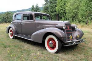 1934 Cadillac V8 Town Sedan - Gorgeous Art Deco Styling! SEE VIDEO