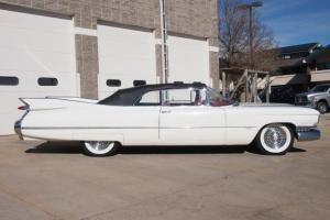 1959 Cadillac Deville Series 62 Convertible
