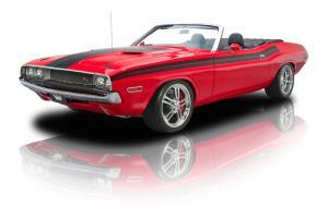 Challenger Convertible Pro Touring 6.1L HEMI 5 Speed