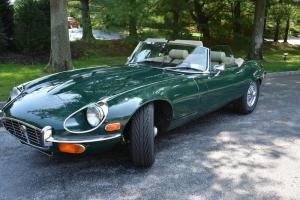 1972 Jaguar XKE Roadster Photo