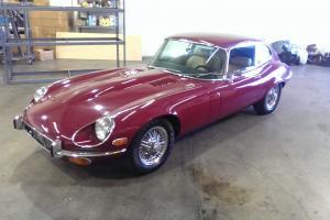 1971 Jaguar E-Type XKE V12 5.3L