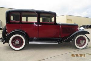 1931 Desoto, Model CF, 4 door sedan, original straight 8, runs and drives great