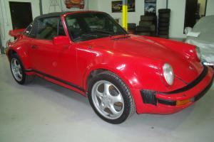 Porsche 911 SC Targa 1980 - Turbo Bodied - Easy Project