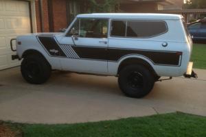 1979 International Scout II Rallye. 87,000 miles. Brand new tires. Photo