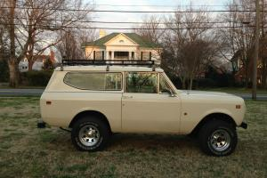 1980 International Scout II Base Sport Utility 2-Door  FULLY RESTORED!