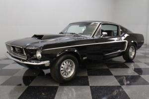 S-CODE 390, 4-SPEED MANUAL, BOSS 429 STYLE HOOD, AUTO METER INSTRUMENTS, MARTI R