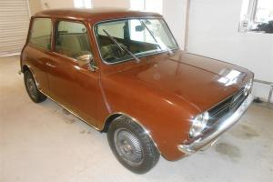 1978 mini 1275GT, dry stored for 17 yrs, mot Photo