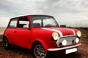 1994 1.3l Classic Mini 34k miles 2 previous owners lots of tasteful additions